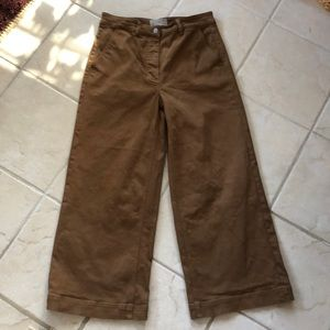 Everlane wide leg pants